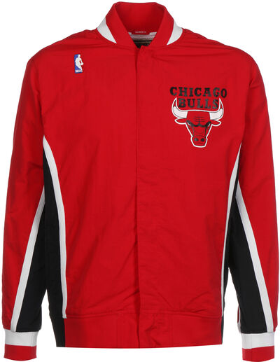 NBA Authentic Warm Up Chicago Bulls 1992-93