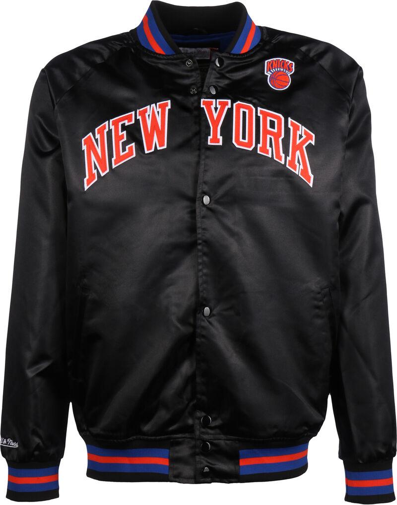 Lightweight Satin NY Knicks