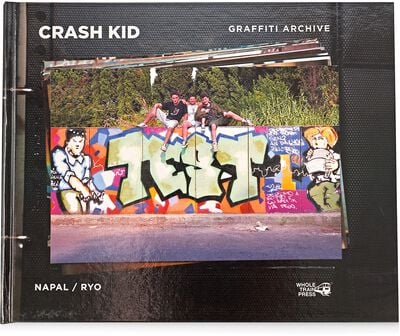 Crash Kid Graffiti Archive
