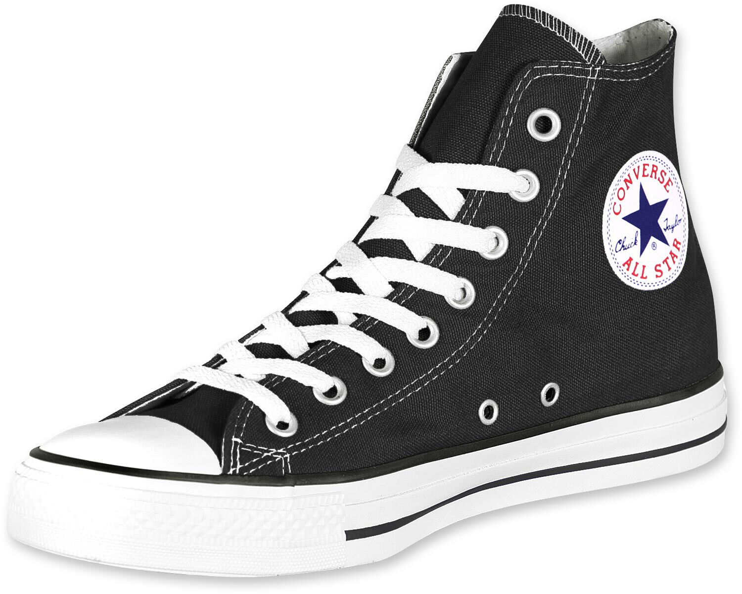 Converse All Star Hi chaussures noir SO42016