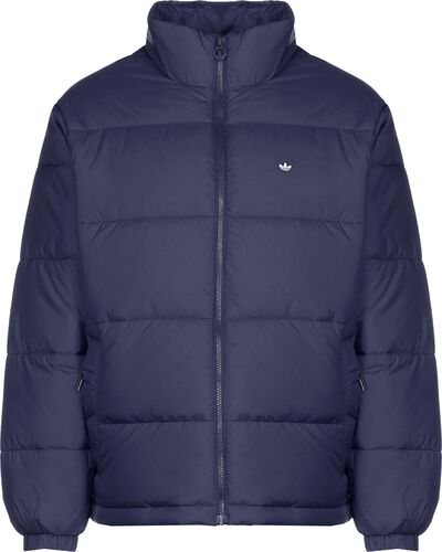 Padded Stand-Up Collar Puffer