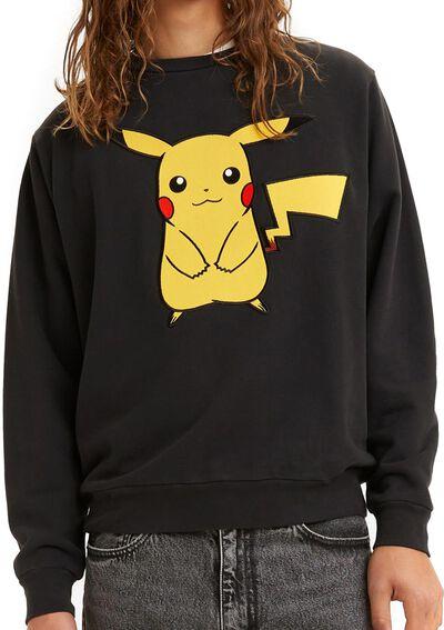 x Pokemon Crew Happy Pikachu