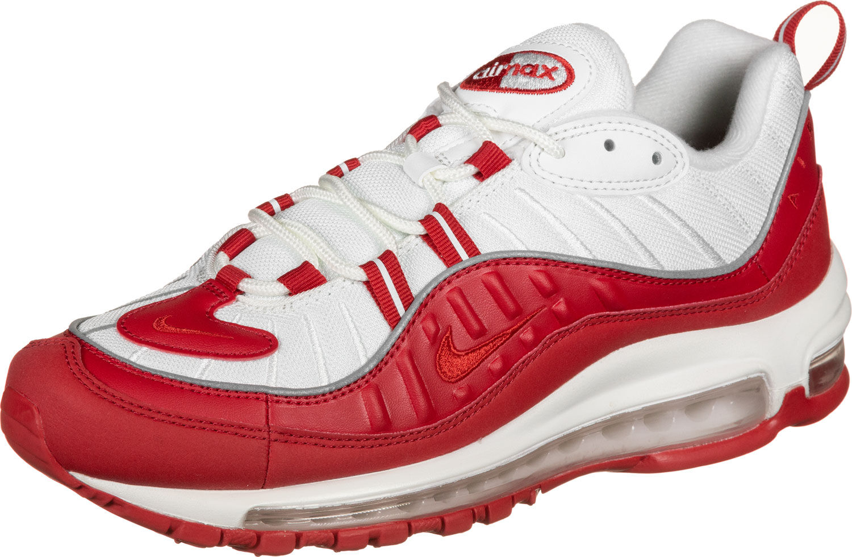 air max 98 rouge et blanche