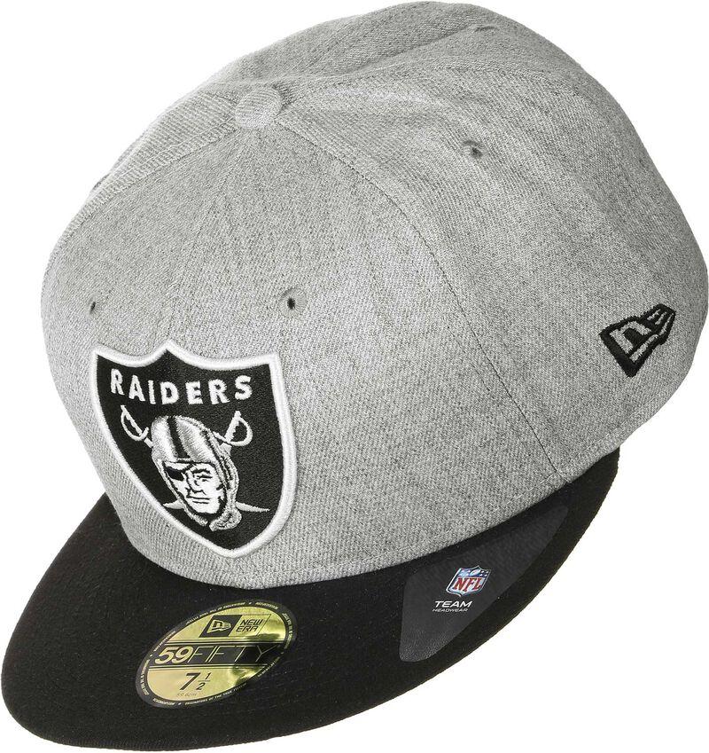 NFL Heather 5950 Oakland Raiders