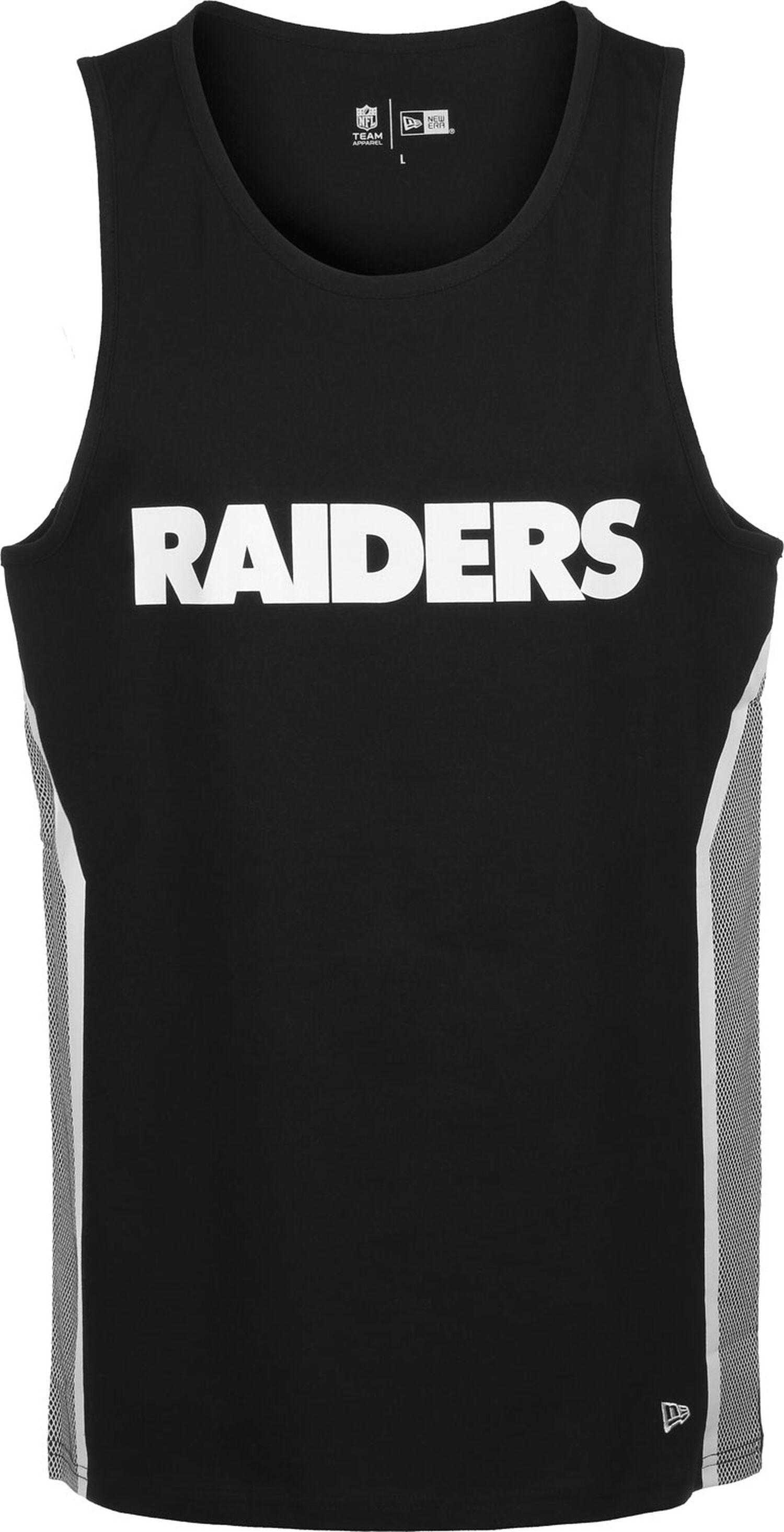 NFL Mesh Print Oakland Raiders