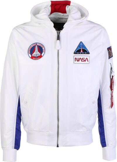 MA-1 TT Hood NASA