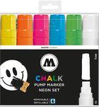 Chalk 15 mm Neon Set