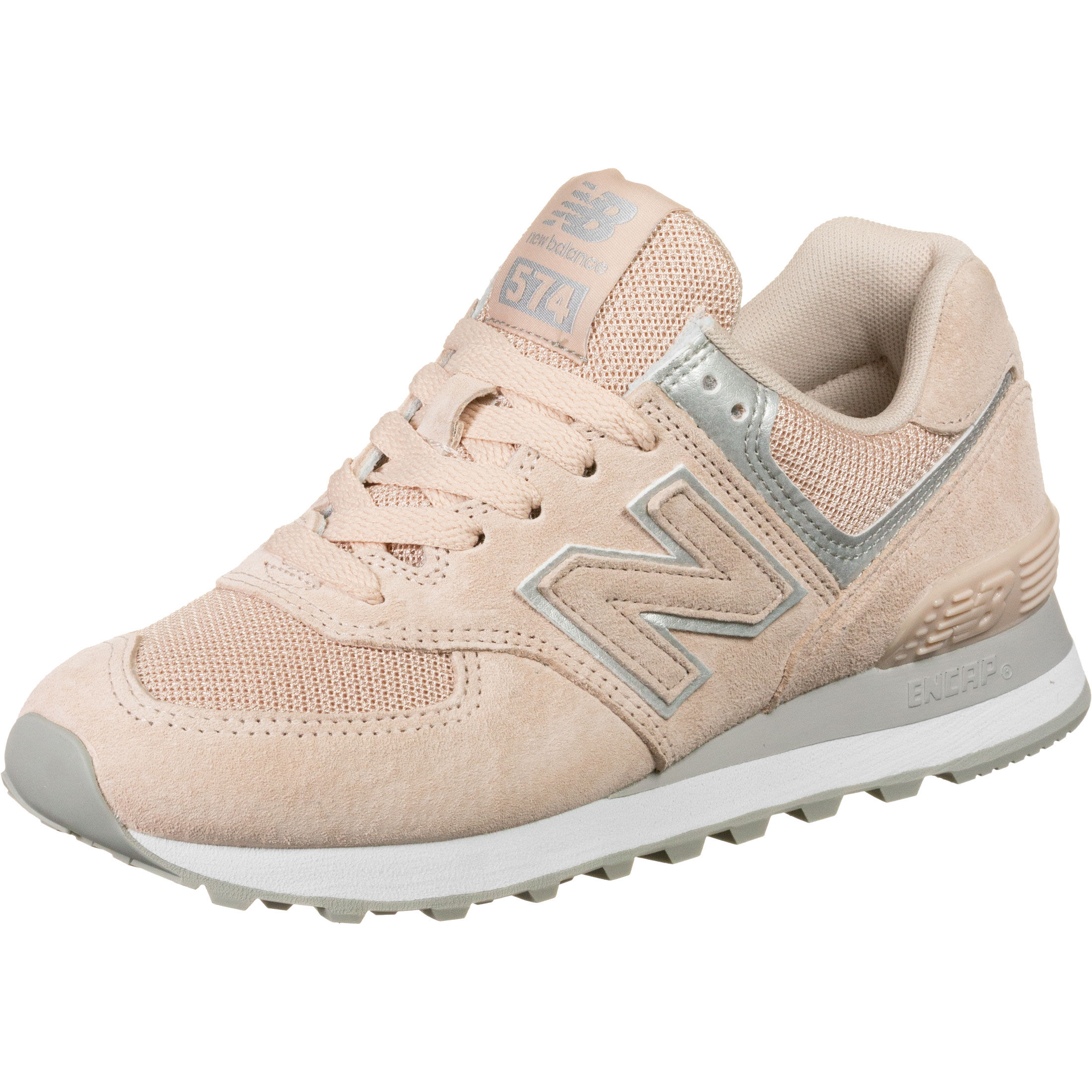 new balance kaki roze