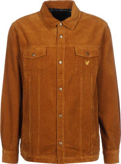 Jumbo Cord Overshirt