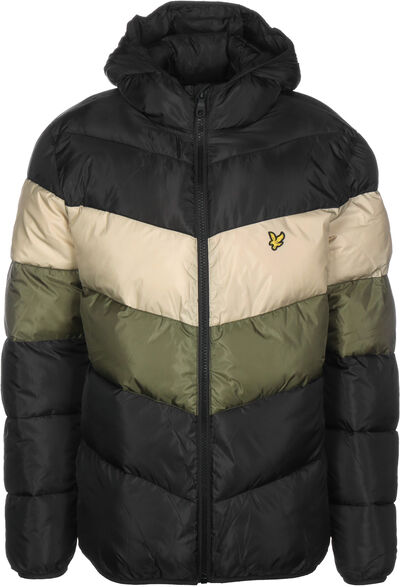 Colour Block Puffa
