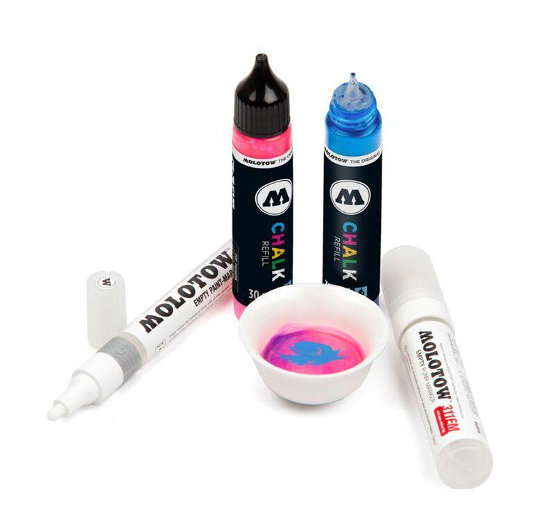 Chalk 4 mm Basic Set 1