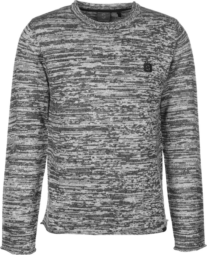 Knitted Crew-Neck
