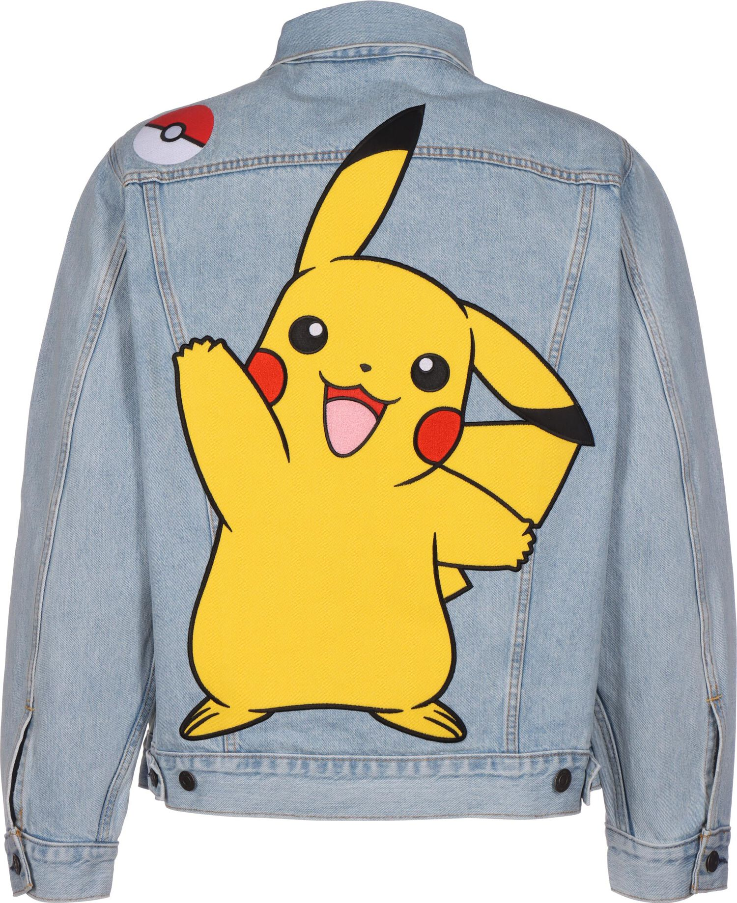 x Pokemon Vintage Fit Trucker