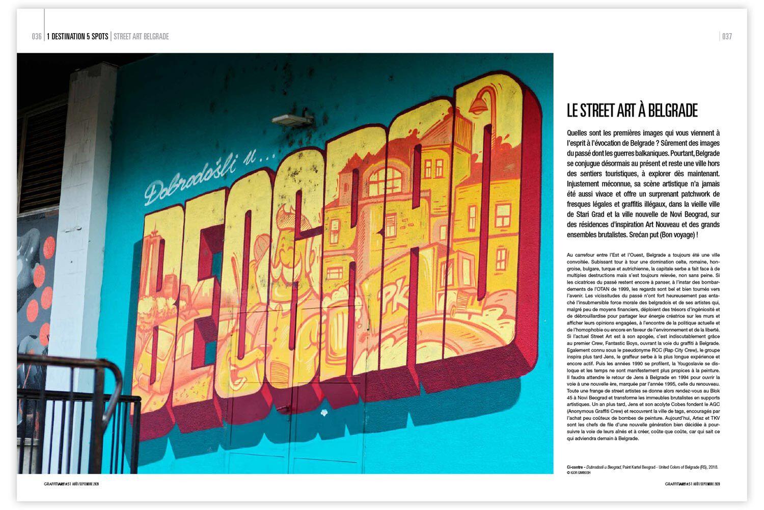 Graffiti Art #51 - France
