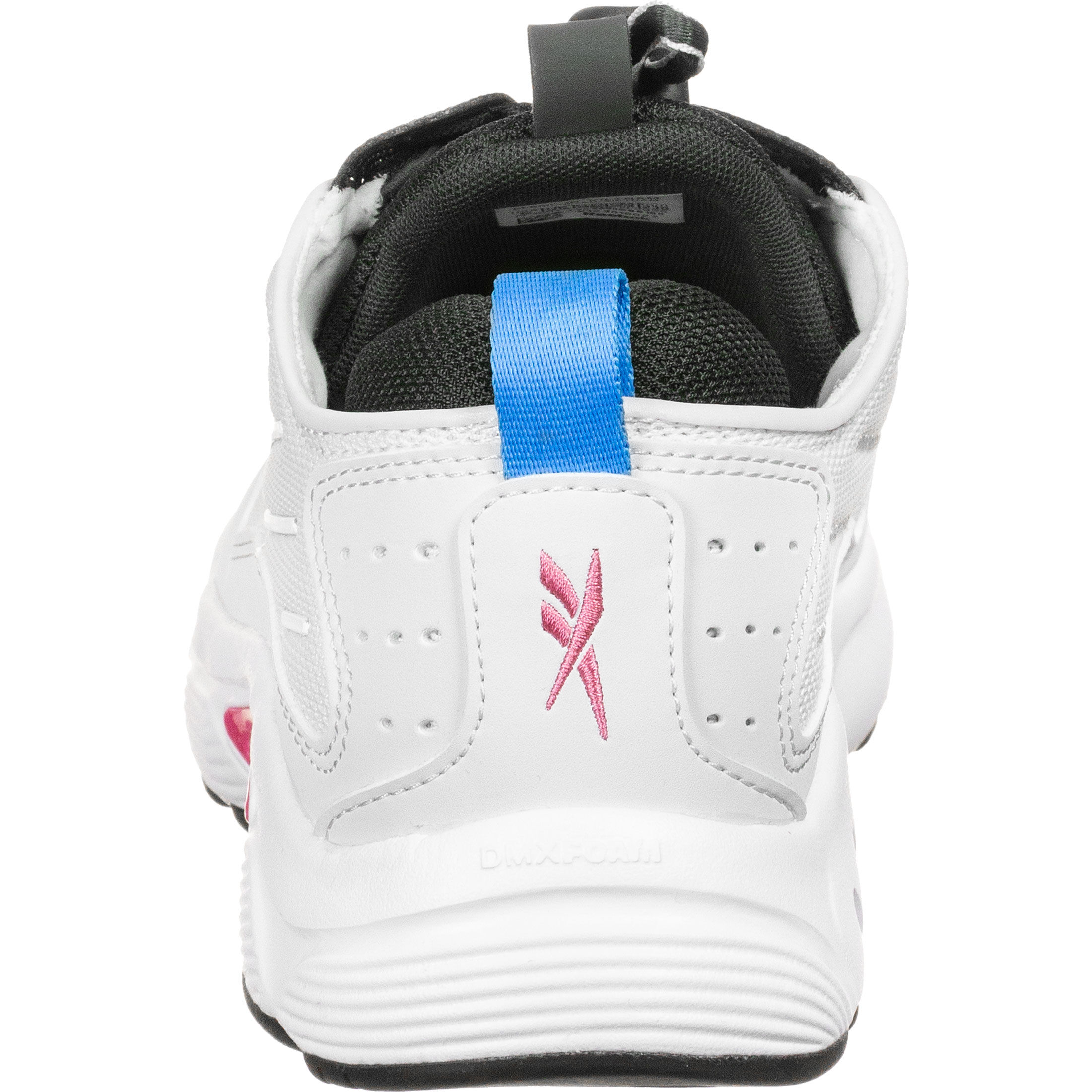 DMX Series 2K ZIP W Baskets low Femmes chez Stylefile