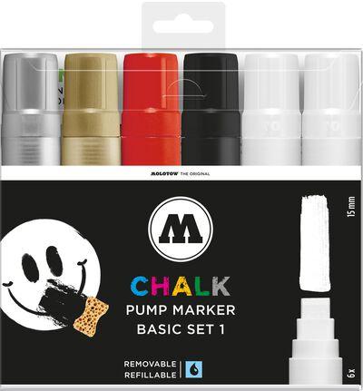 Chalk 15 mm Basic Set 1