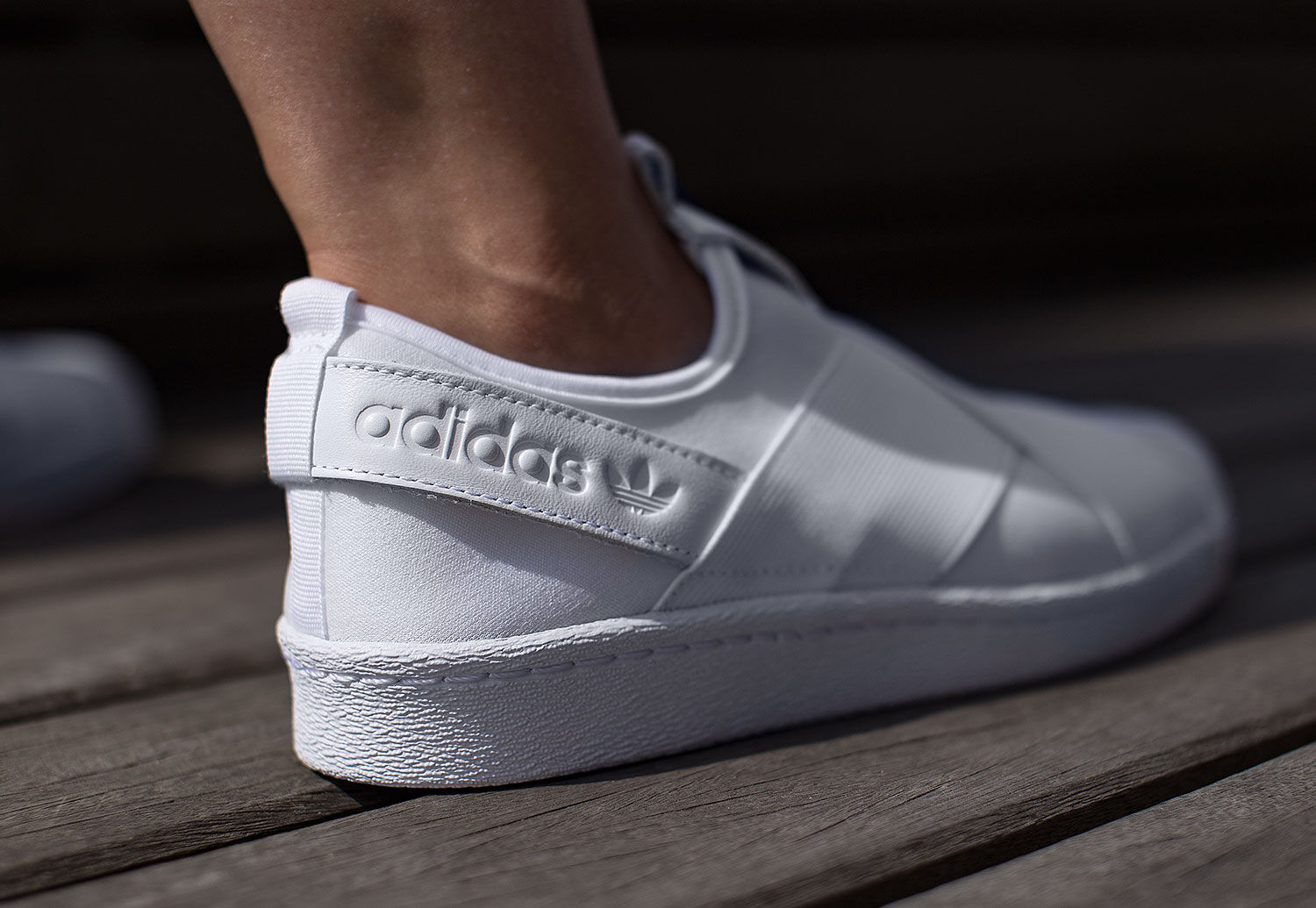 adidas superstar elastique,adidas superstar slip on w