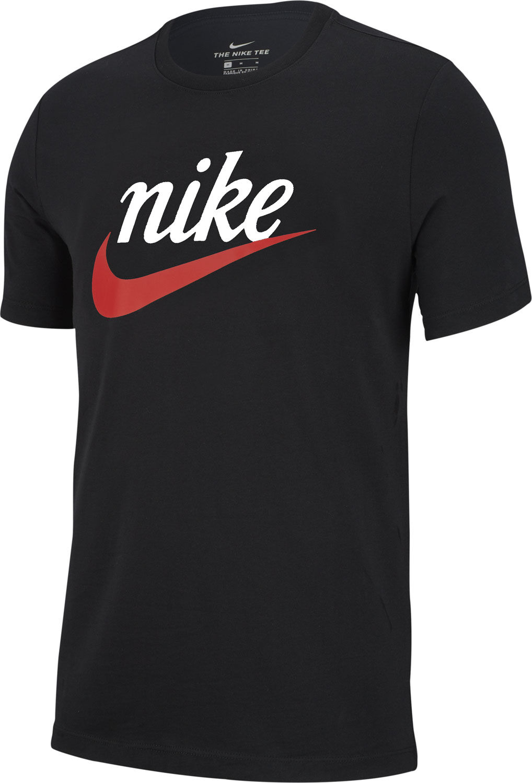 t shirt nike heritage noir
