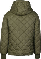 Quilted Poly Puffer
