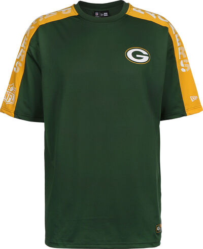 NFL Oversized Shoulder Print Green Bay Packers