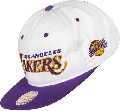 Team Script Throwback LA Lakers