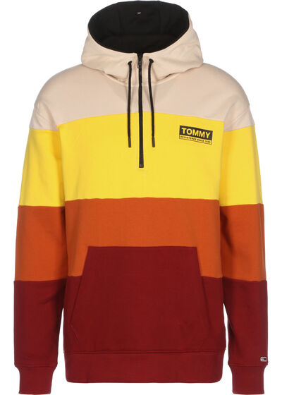 Half Zip Colorblock