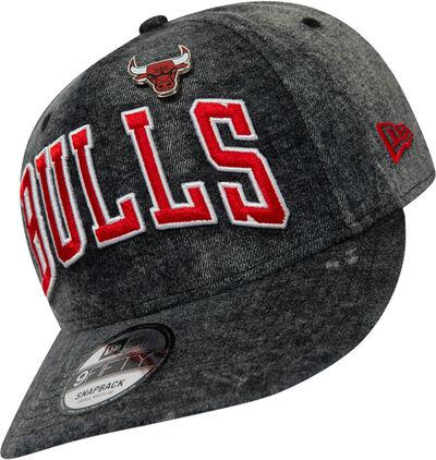 NBA Denim 9Fifty Chicago Bulls
