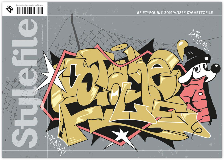#54 Ghettofile