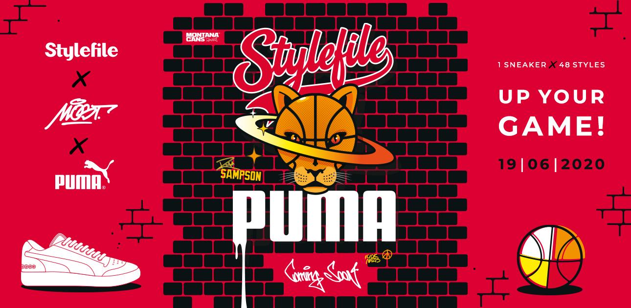 Stylefile X MOST X Puma