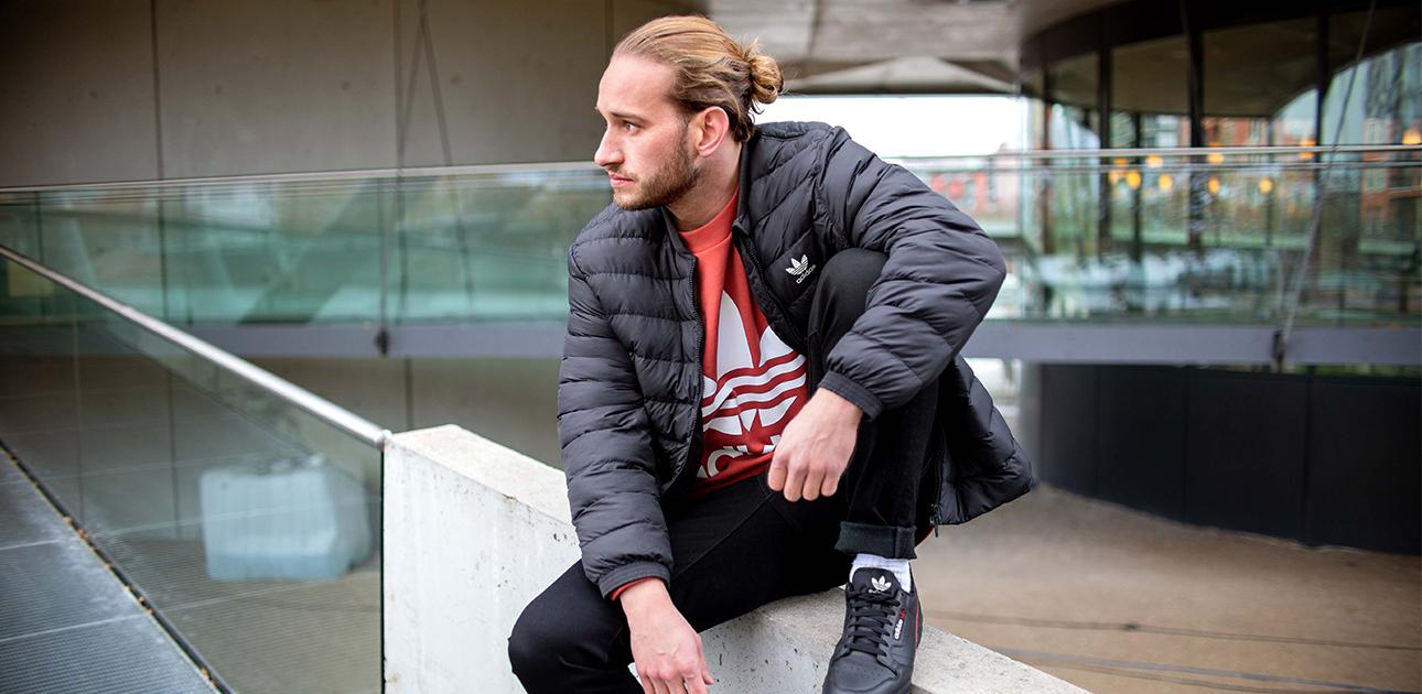 vestes & manteaux pour hommes