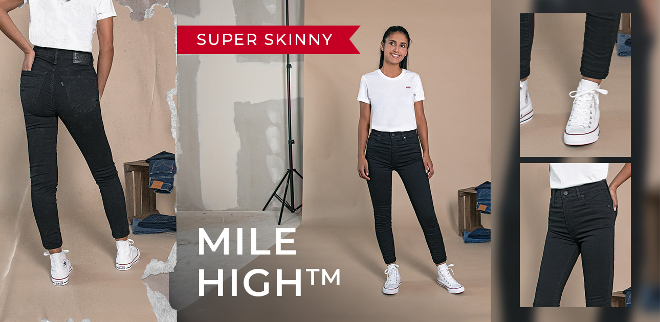 Super Skinny Mile High