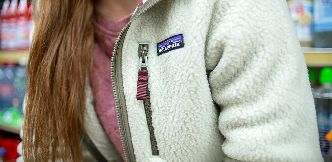 vestes polaire pour femmes