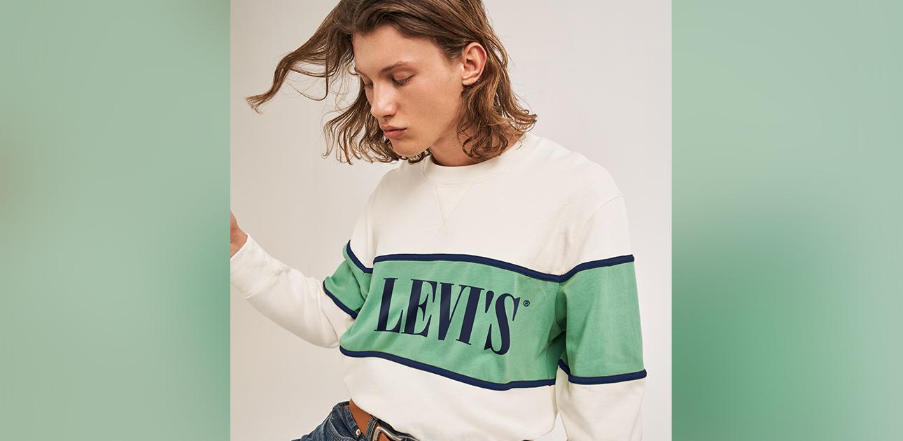 Levi's Colorblock