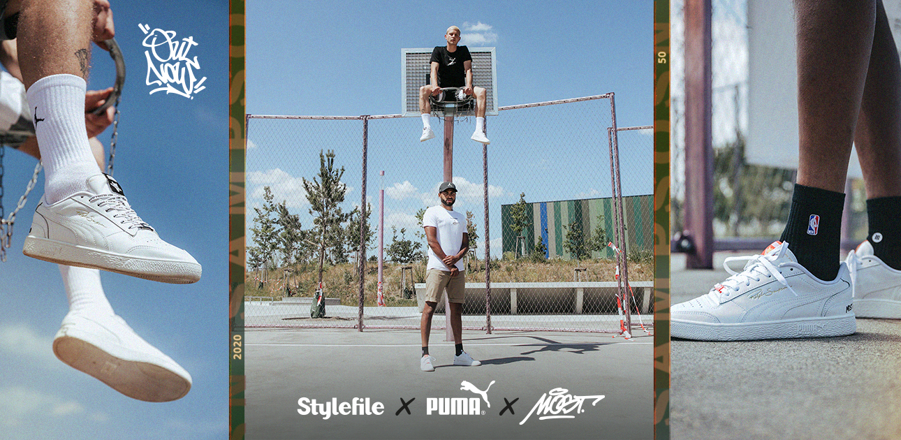 Stylefile x MOST x Puma