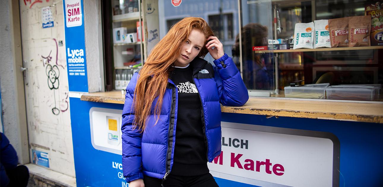 vestes d'hiver pour femmes