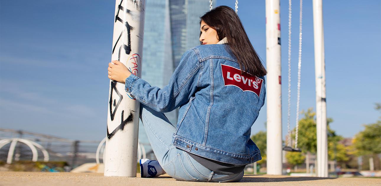 vestes en jean pour femmes