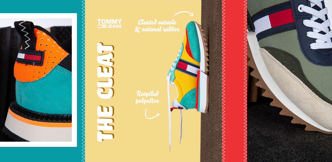Tommy Jeans The Cleat Stylefile banner