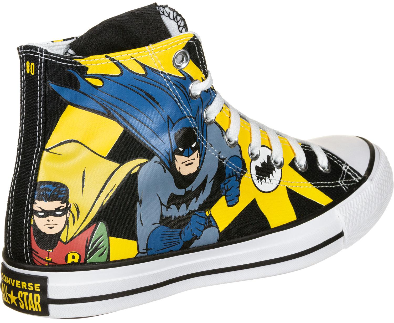 x Batman Hi Baskets high Hommes chez Stylefile