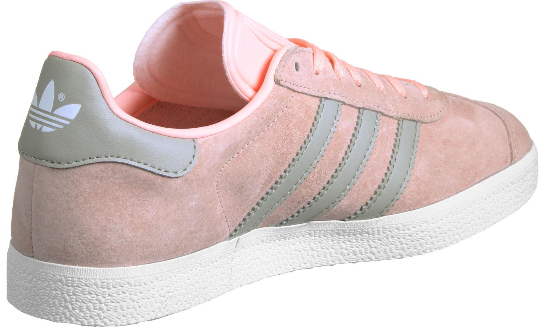 adidas gazelle grise rose