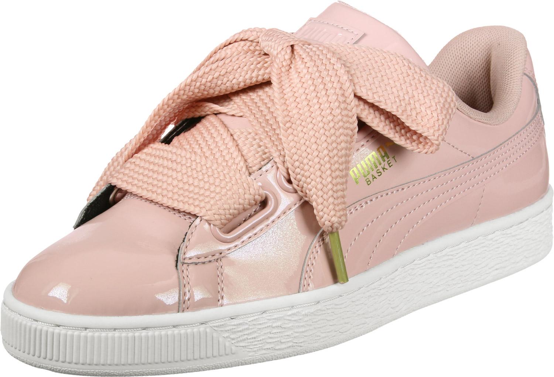 chaussure puma rose