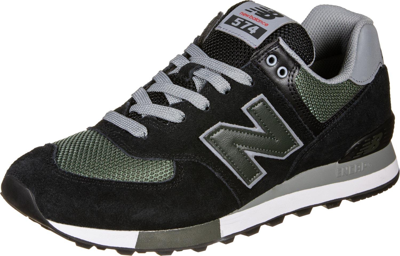 new balance ml 574 noir