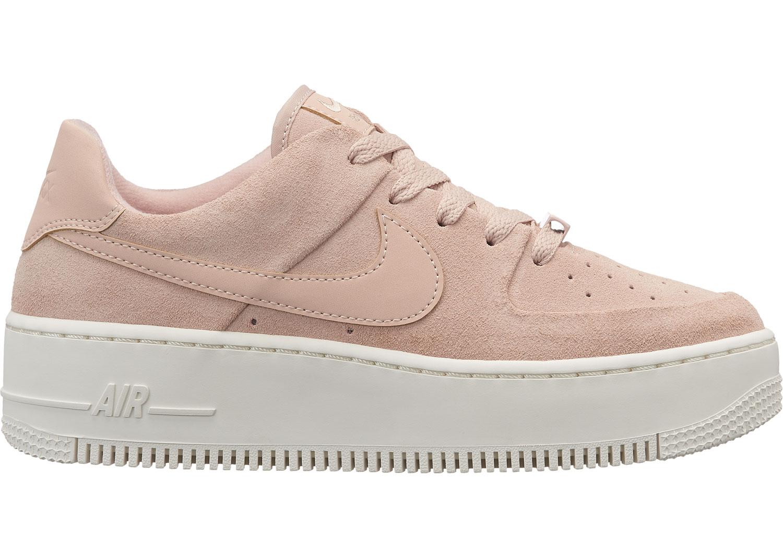 NIKE Sneaker   AIR FORCE 1 LOW BlancBordeaux Femme